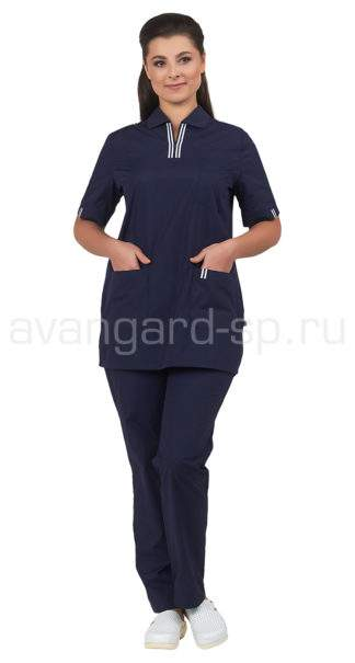 женский Аура синий