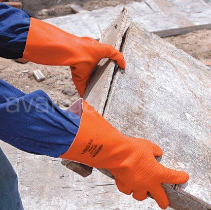 Перчатки Солид RF9