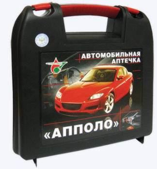 Aptechka avtomobilnaya Appolo