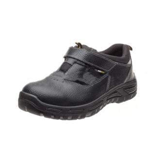 Polubotinki s perforatsiej sandalii Buster KP PU