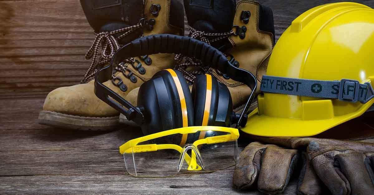 Индивидуальные средства защиты работников