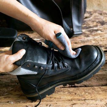 Уход за рабочей обувью