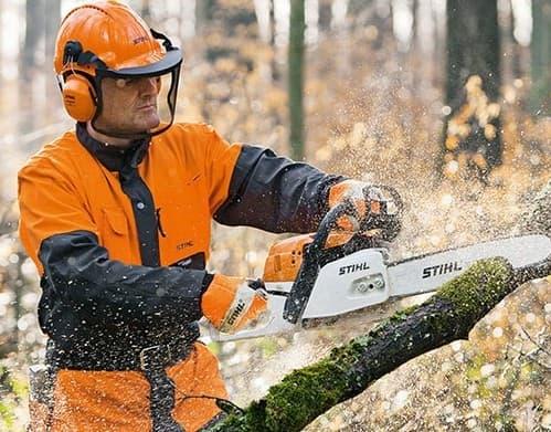 Одежда для работы в лесу